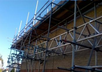 Scaffolding for builders
