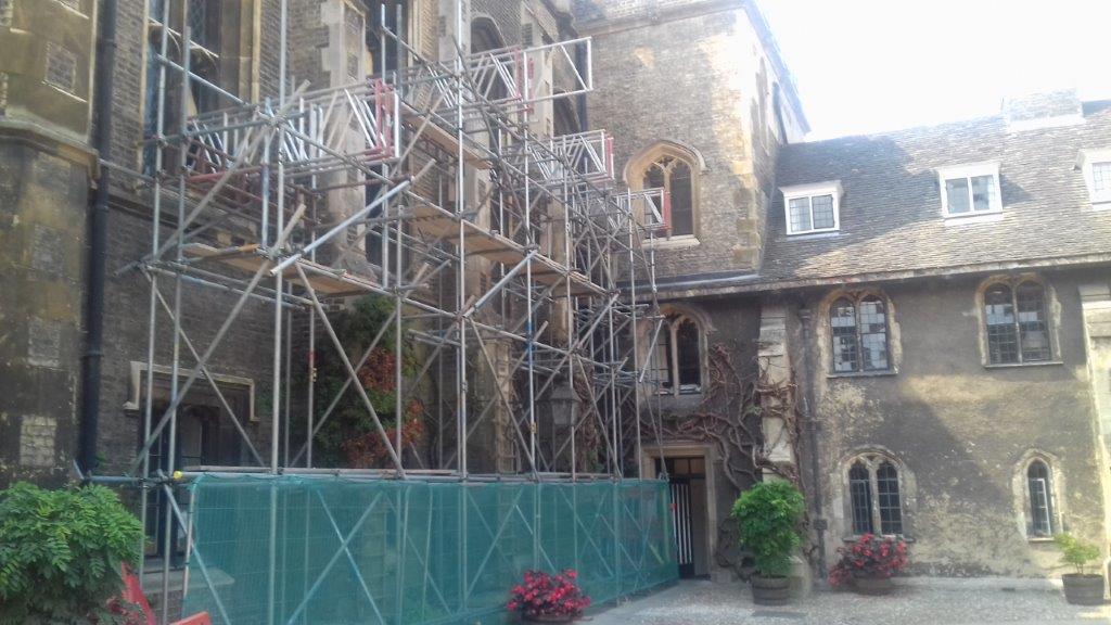 tbf_scafolding_barnes_construction_Corpus_christie_college_cambridge