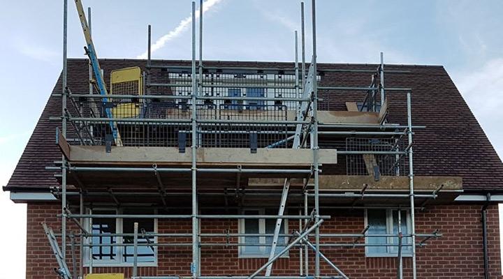 Domestic Scaffolding Chelmsford