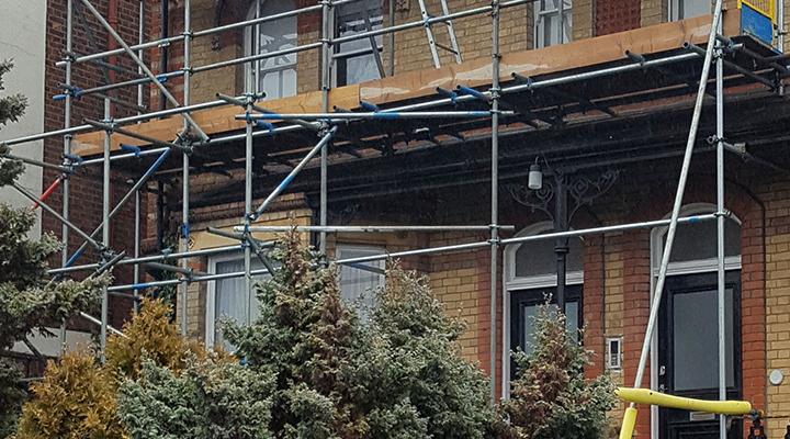 Domestic Scaffolding Basildon