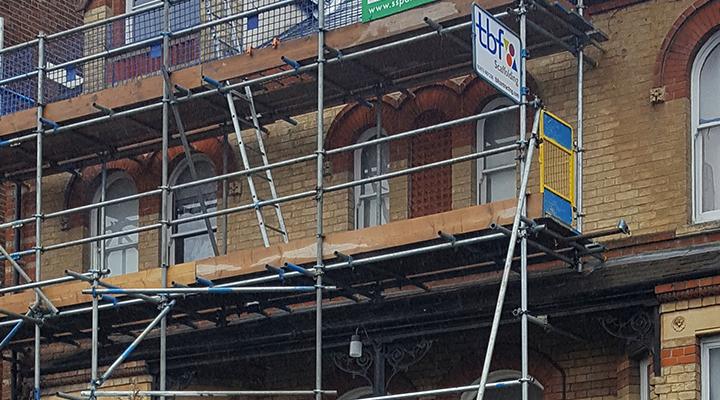 Domestic Scaffolding Clacton