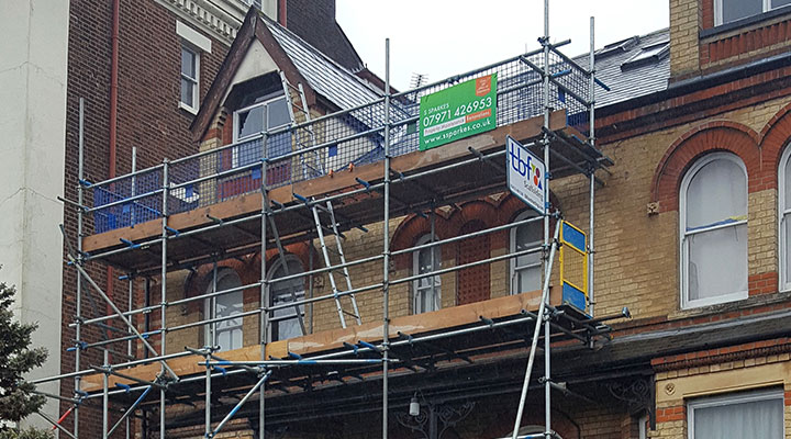 Domestic Scaffolding Cambridge
