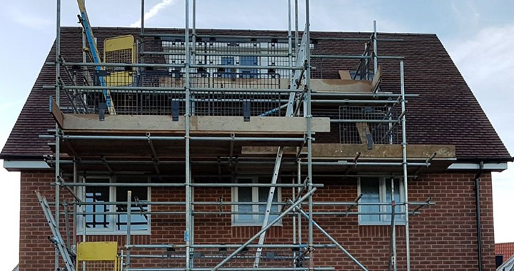 Domestic Scaffolding Essex