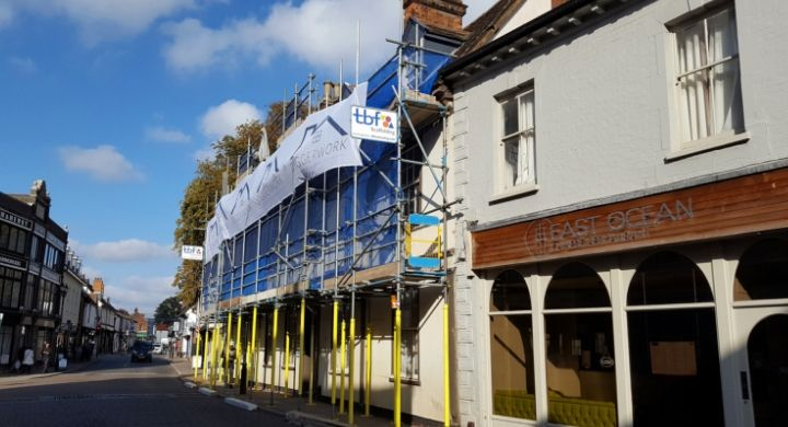Commercial Scaffolding Thetford