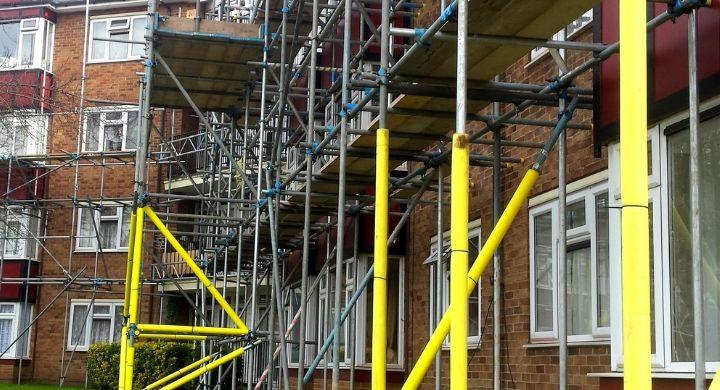 Domestic Scaffolding Thetford