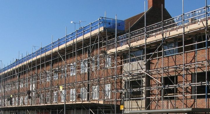 Commercial Scaffolding Peterborough