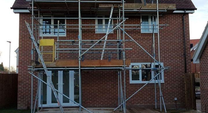 Domestic Scaffolding Bedford