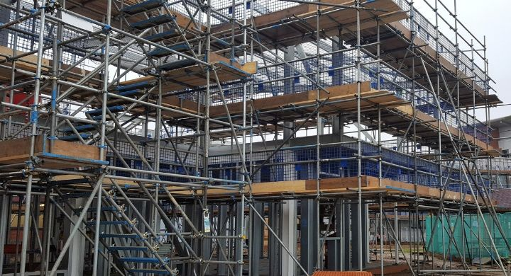 Commercial Scaffolding Watford