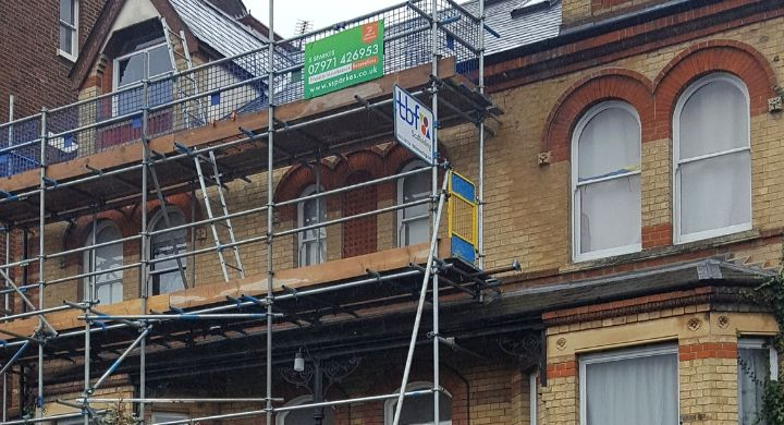 Domestic Scaffolding Norwich