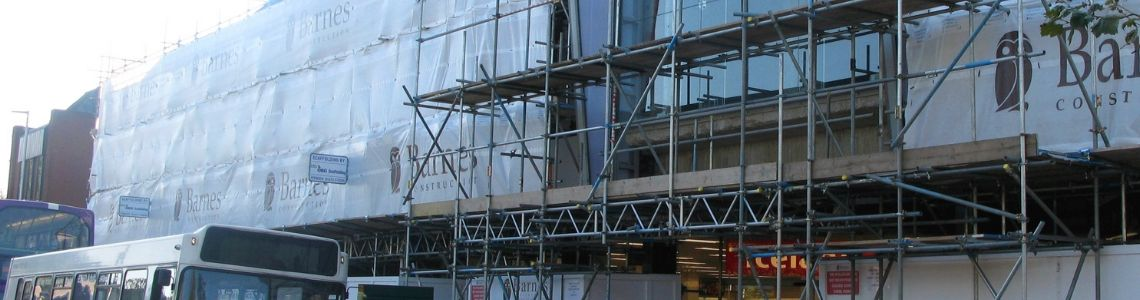 Scaffolding Company Norwich