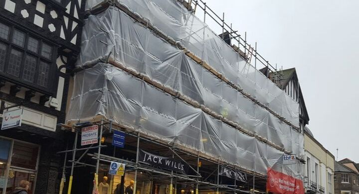 Commercial Scaffolding Cambridgeshire