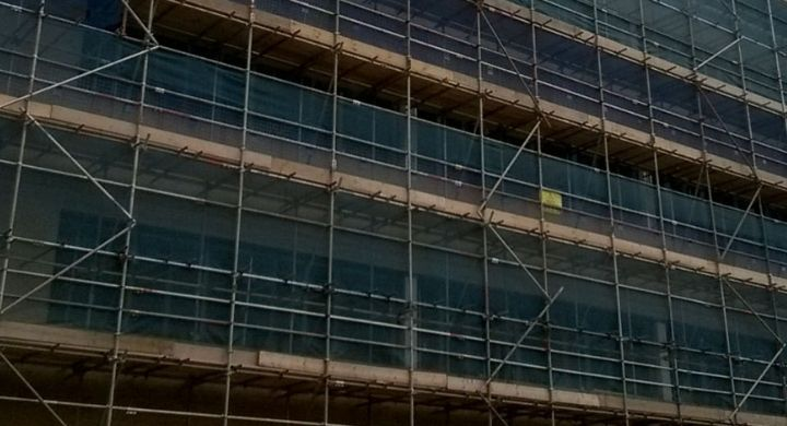 Commercial Scaffolding Suffolk