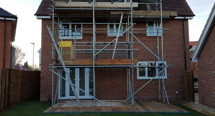 Domestic Scaffolding Suffolk