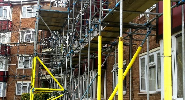 Domestic Scaffolding Southend