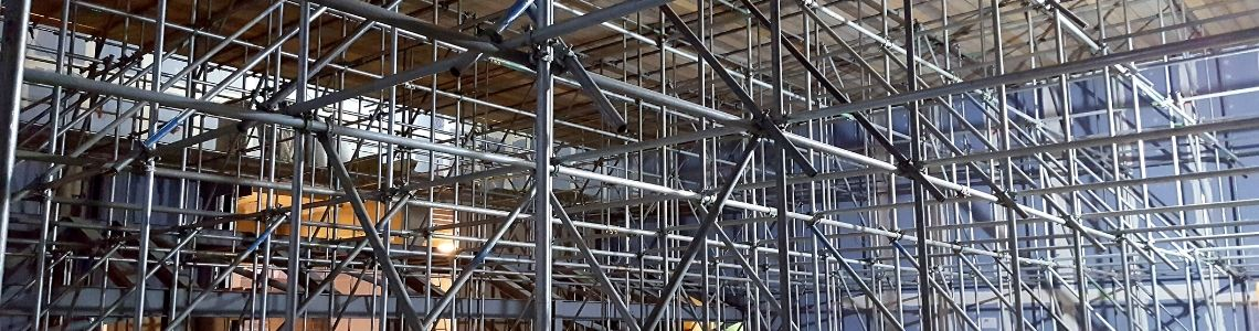 Bedfordshire scaffolding