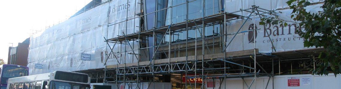 Hertfordshire scaffolding