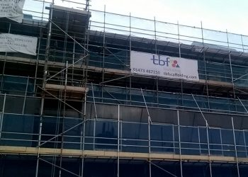Commercial Scaffolding Firm