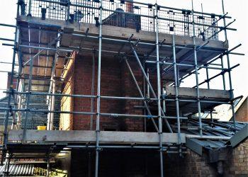 domestics scaffolding hire