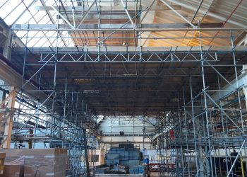 Specialist Scaffolding Project