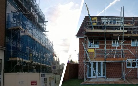 Domestic & Commercial Scaffolding